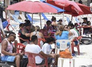 """Quintana Roo en """"riesgo inminente"""" de semáforo rojo"""