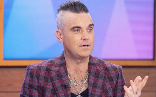 Robbie Williams se interpretará a sí mismo en película