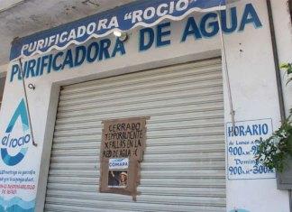 purificadoras de Tamaulipas cruzan a Veracruz para traer agua de pozos