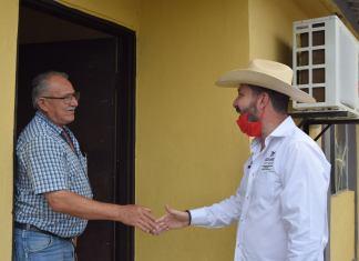 Servando López Moreno Regularizara el servicio de basura