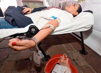 Cancelan de manera indefinida la donación de plasma en EU