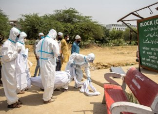 Hombre muere por reacción adversa a vacuna anticovid de AstraZeneca en India