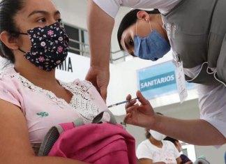 Inició en Reynosa vacunación para 40 49 años