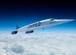 La nueva carrera por el avión supersónico
