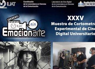 Presenta UAT muestra experimental de cine digital