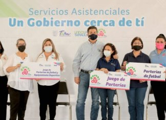 "Reactivan apoyos a tamaulipecos mediante ""Un Gobierno Cerca de Ti"""