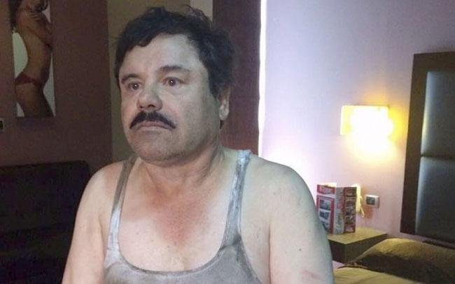 El Chapo Guzmán se aferra a un milagro tras la caída de Emma Coronel