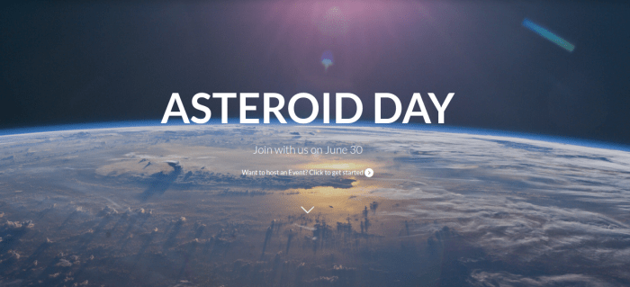 asteroidday