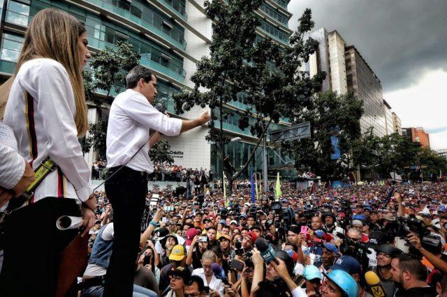 ¡Habló Guaidó! Presidente Interino señaló que hay que volver a las calles cantado victoria