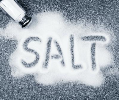 Salt in School Meals
