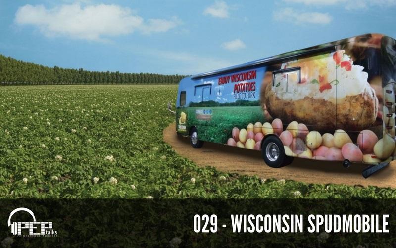 Wisconsin Spudmobile