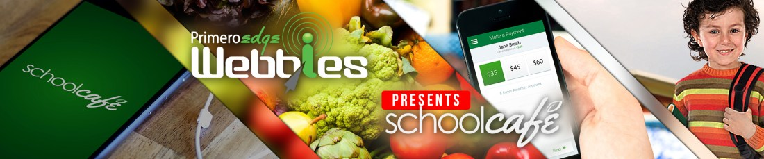 Webbies: SchoolCafe Header