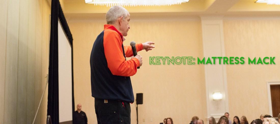 keynote: Mattress Mack