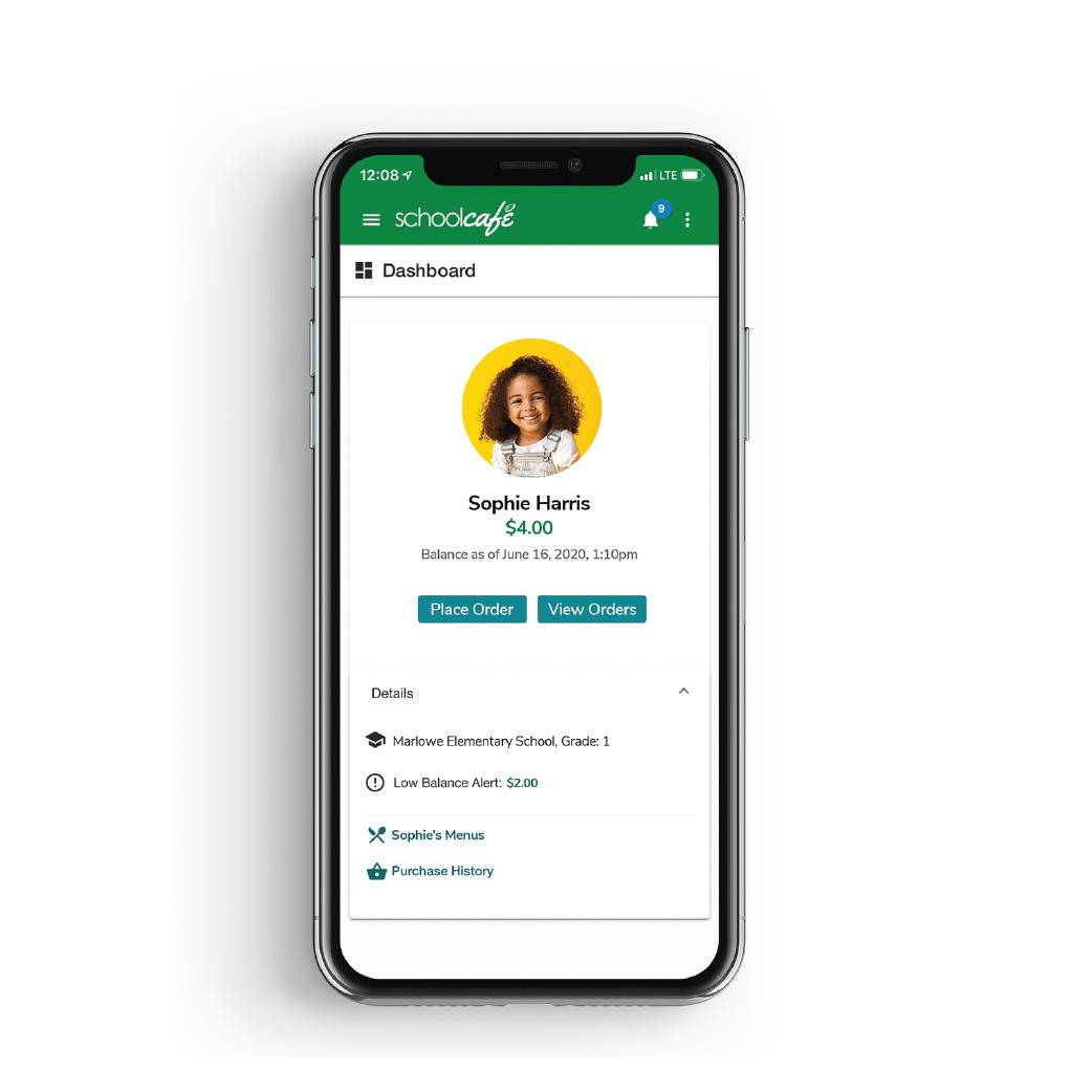 Digital Pre-Ordering - Mobile Orders