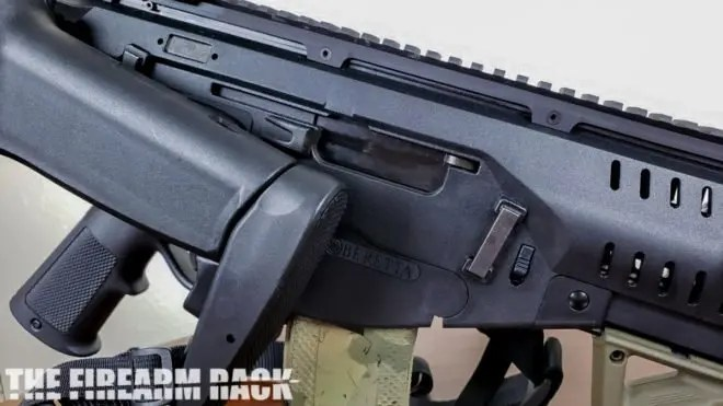 Beretta ARX 100 Stock Folded