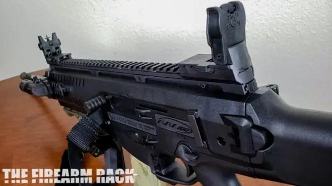 Beretta ARX-100 Rail