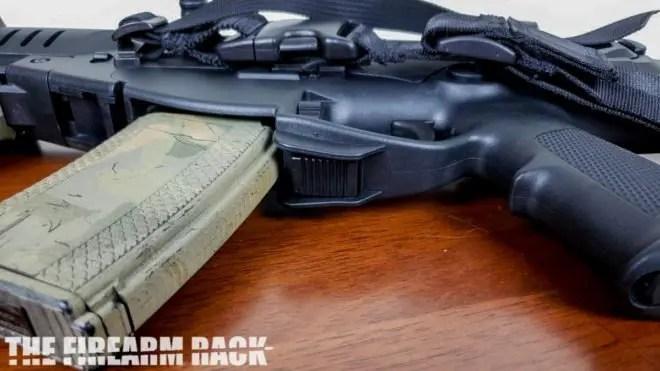 Beretta ARX-100 Magazine Catch