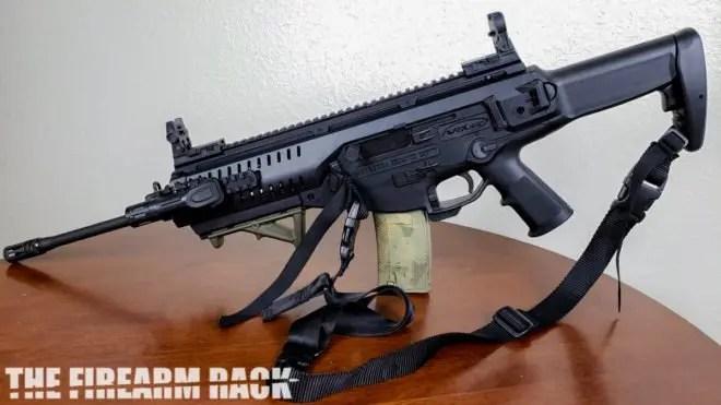 Beretta ARX-100 Side Shot