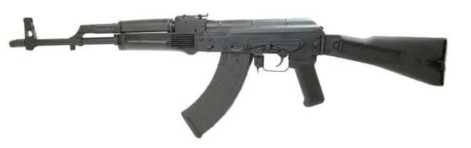 PSAK-47 Side View
