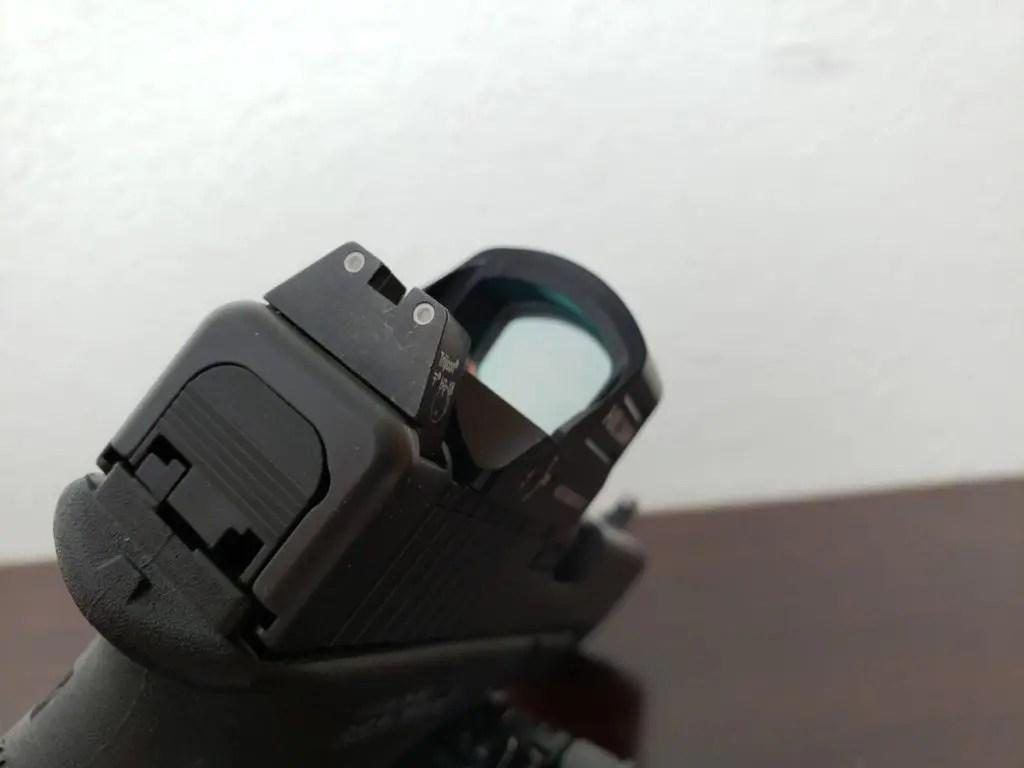 Trijicon Bright and Tough Suppressor Sights