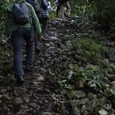 Arco del Tiempo. Chiapas.