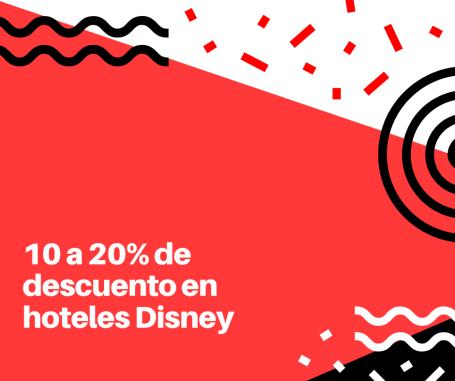 ofertas viaje disney 2020 descuento hoteles