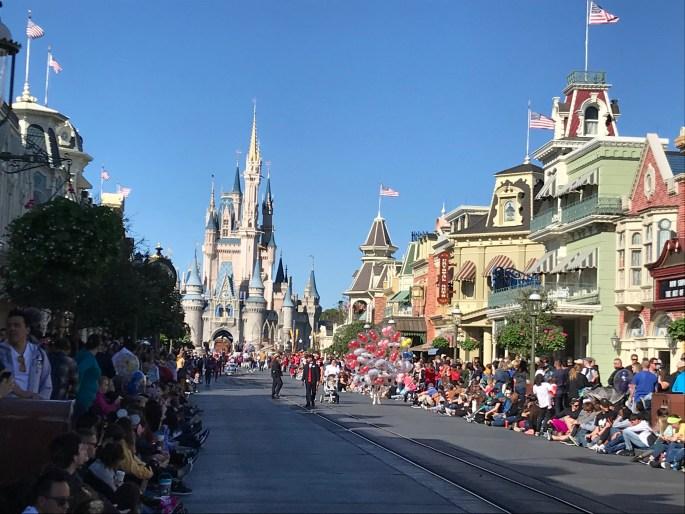 Castillo Disney World