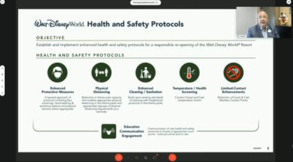 disney apertura medidas seguridad coronavirus