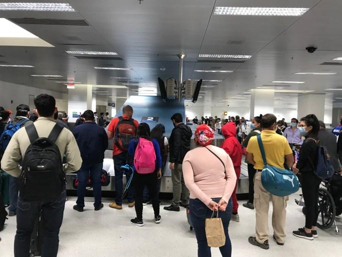 viajar avión covid maletas