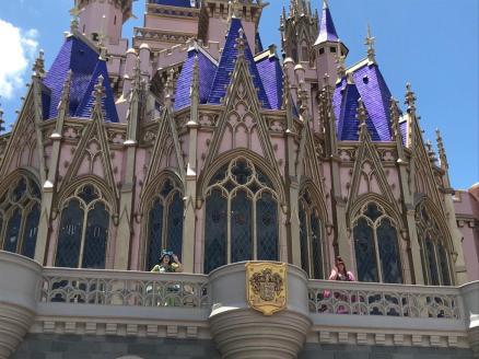 Disney desfile show covid hermanastras