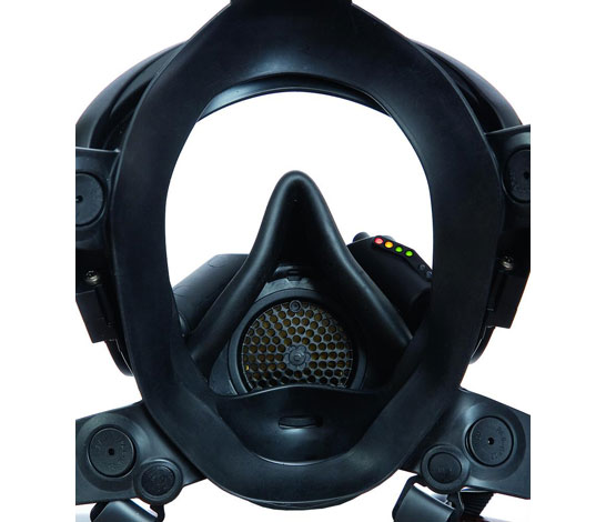 Dräger FPS® 7000 Head-up Display (HUD)