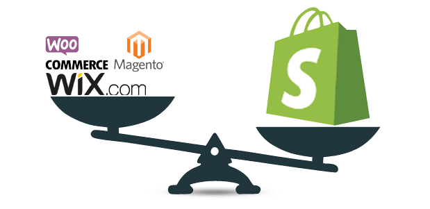Shopify better than other e-commerce platforms
