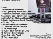 Ajiboye Olatomide Toluwalope Topnotch Gospel Mixtape