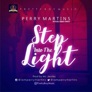 Perry Martins – Step Into The Light