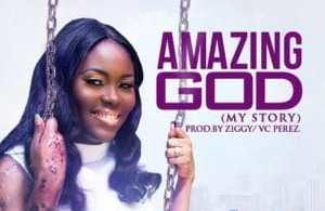 Free Download Lily Perez – Amazing God (2017).