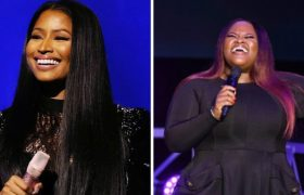 "Free mp3 Download Tasha Cobbs Leonard features Nikki Minaj in Single ""I'm Getting Read 2017"