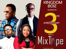 Kingdomboiz Releases Best 2016 Official Worship & Gbedu Mixtape
