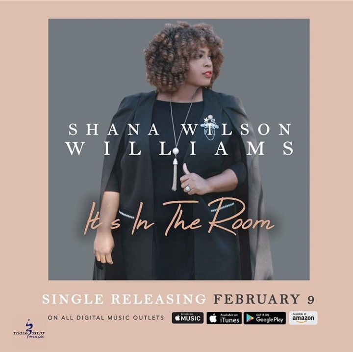 Download Music: It's in the Room Mp3 +lyrics by Shana Wilson Williams