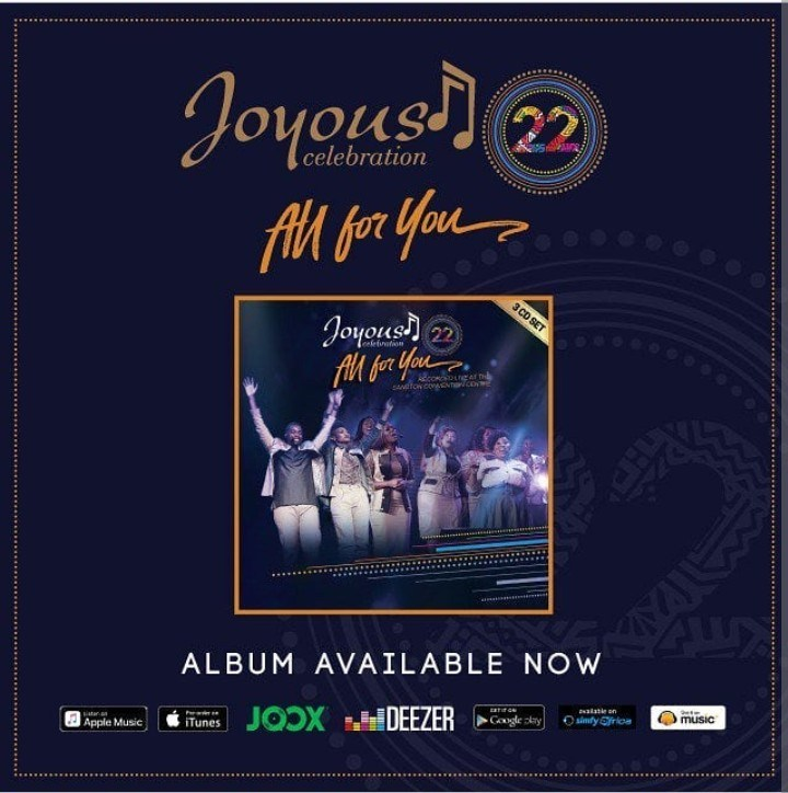 Download Music & Watch Wenzile LIVE VIDEO By Joyous Celebration 22