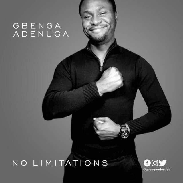 Download Music No Limitations Mp3 By Gbenga Adenuga