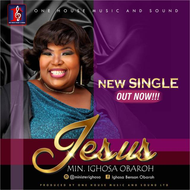 Download Music Jesus Mp3 By Ighosa Benson Obaroh