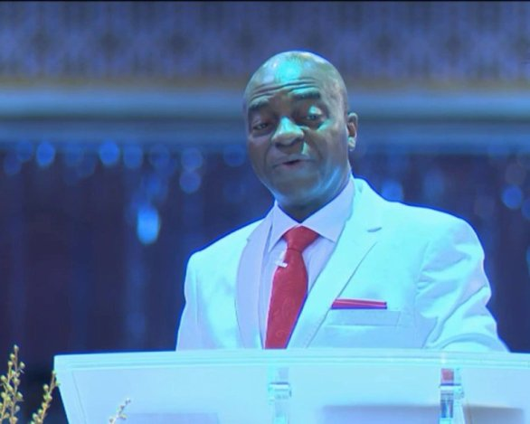 """""""Covenant Day of Breaking Invisible Barriers"""" May 20, 2018 By Bishop David Oyedepo"""
