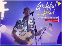 DOWNLOAD Music: Chinonso Favour – Grateful Heart