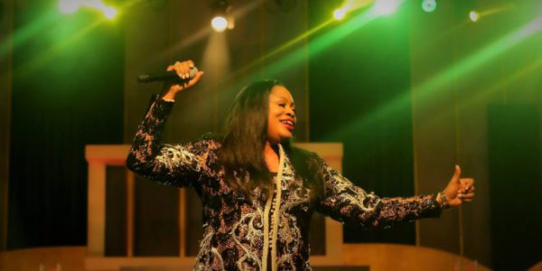 Enjoyy There's an Overflow official Visual By Sinach