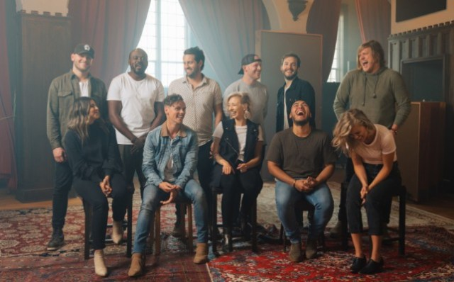 Elevation Worship New Album titled Hallelujah Here Below' Album & Tour