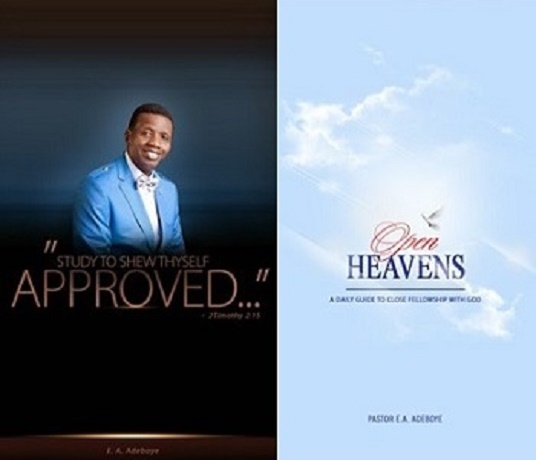 Today's Open Heaven 11 September 2018 Tuesday By Pastor E.A Adeboye