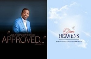 What A Great Father He is! Open Heaven 11 November 2018 Sunday