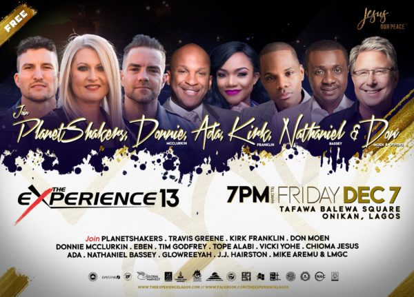 """""""Jesus Our Peace"""" 2018 The Experience"""