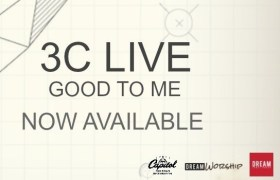 """3C Live """"Good To Me"""" New Album Now Available"""
