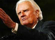 Billy Graham Devotional 9 December 2018 – Word Made Flesh